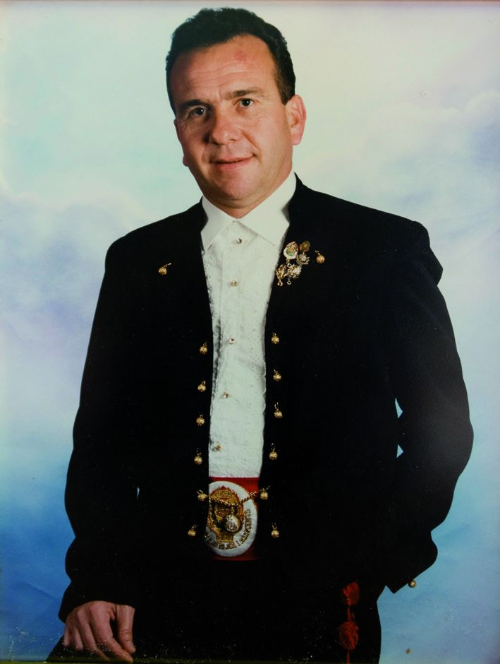 President Any 1987-1992-1993-2001: Sixto Valero Antón