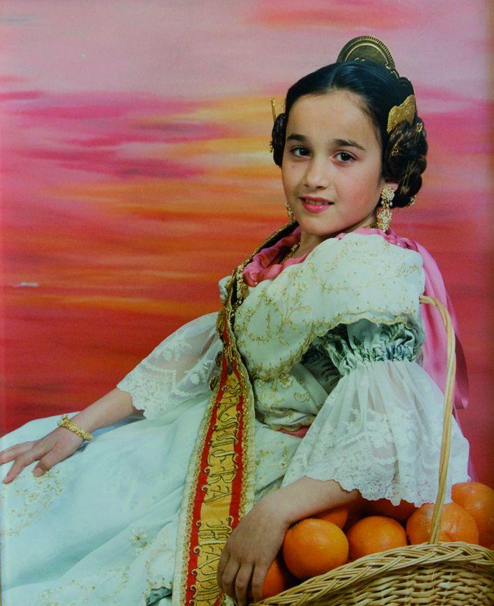 Fallera Major Infantil Any 1991: María Dolores Alagarda Jurado