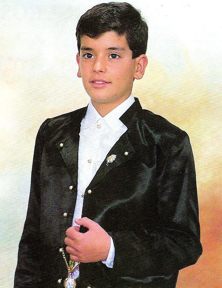 President Infantil Any 1992: Javier Poveda Ruiz
