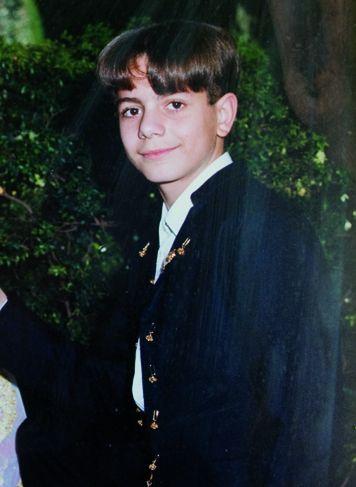 President Infantil Any 1997: Juan Pinto Moreno