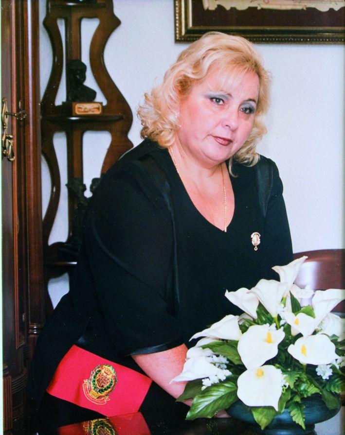President Any 2002: Maribel Redondo Serrano