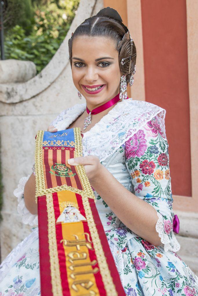 Fallera Major Any 2018: Mónica Rubio Monfort