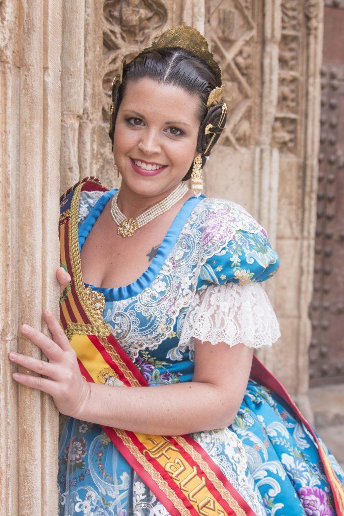 Fallera Major Any 2019: Cristina Martínez Contreras