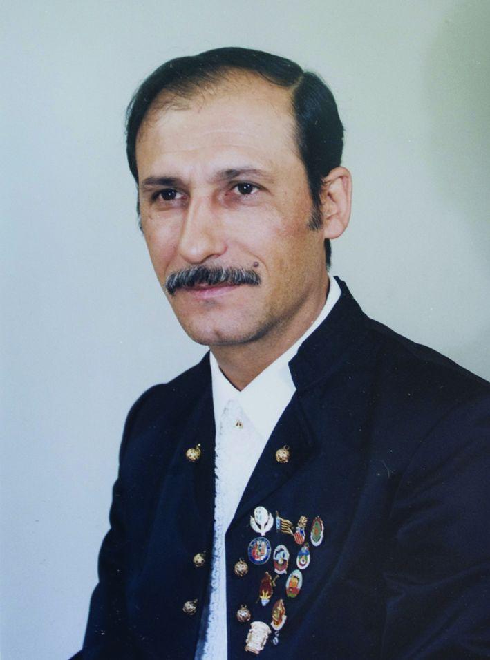 President Any 1982-1983-1984: Gaspar Mayo Casanova