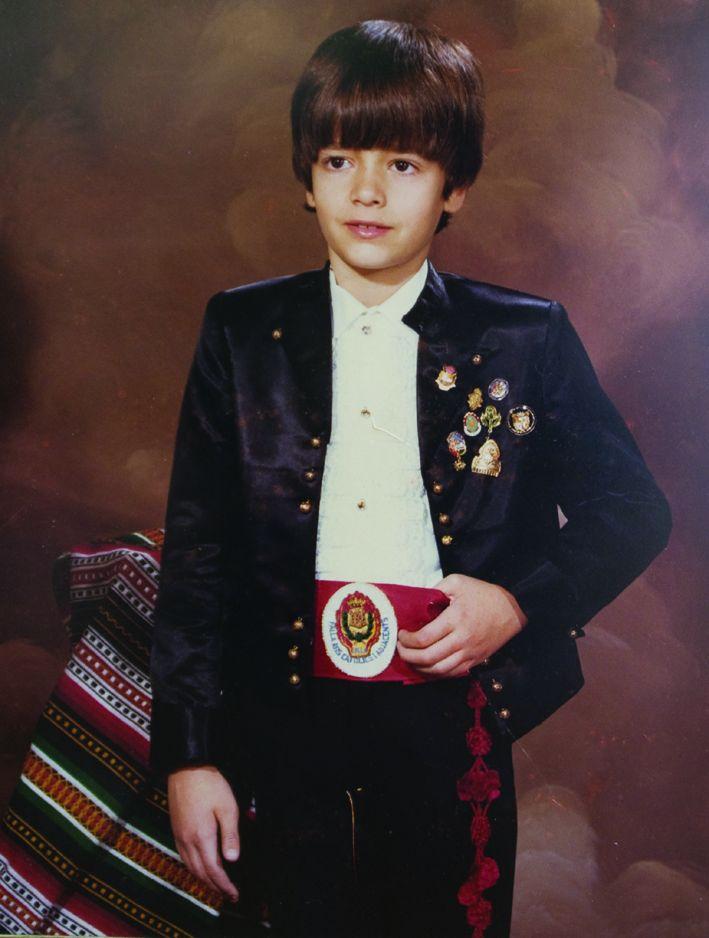 President Infantil Any 1983: José Manuel Romero Furio