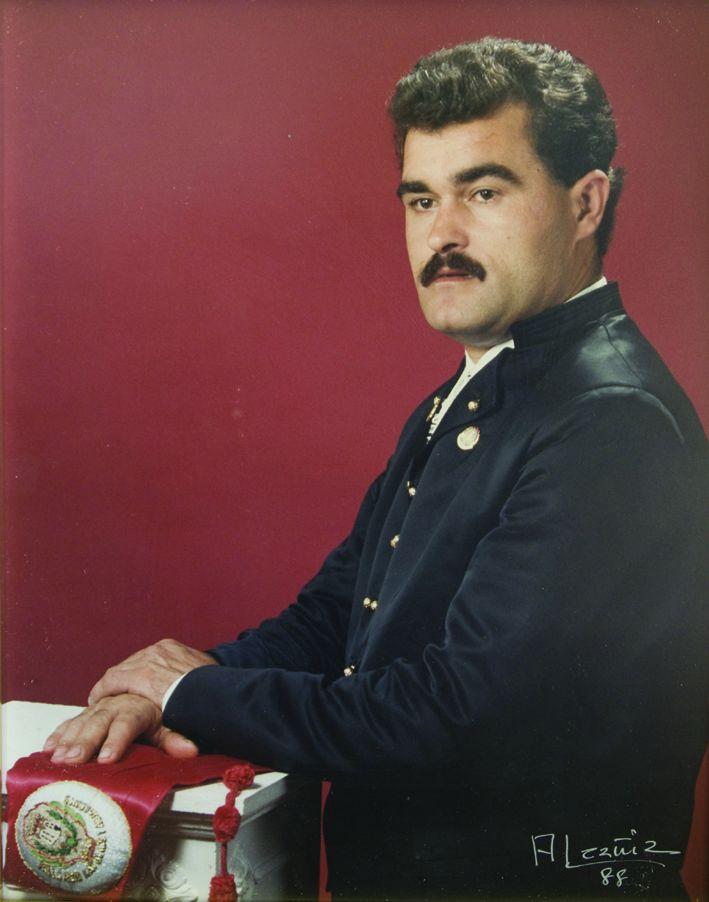 President Any 1988-1991: Juan José Martínez Pérez