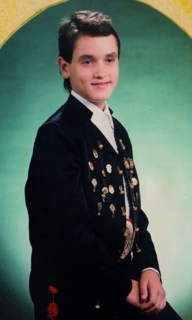 President Infantil Any 1986: Juan José Martínez Mulet
