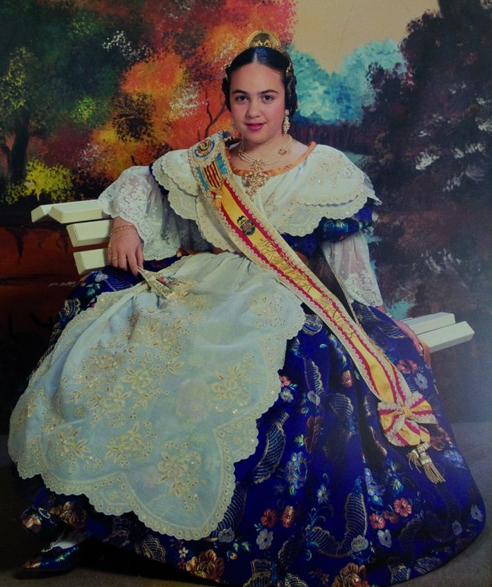 Fallera Major Infantil Any 1994: Lucia Dasí Guillem
