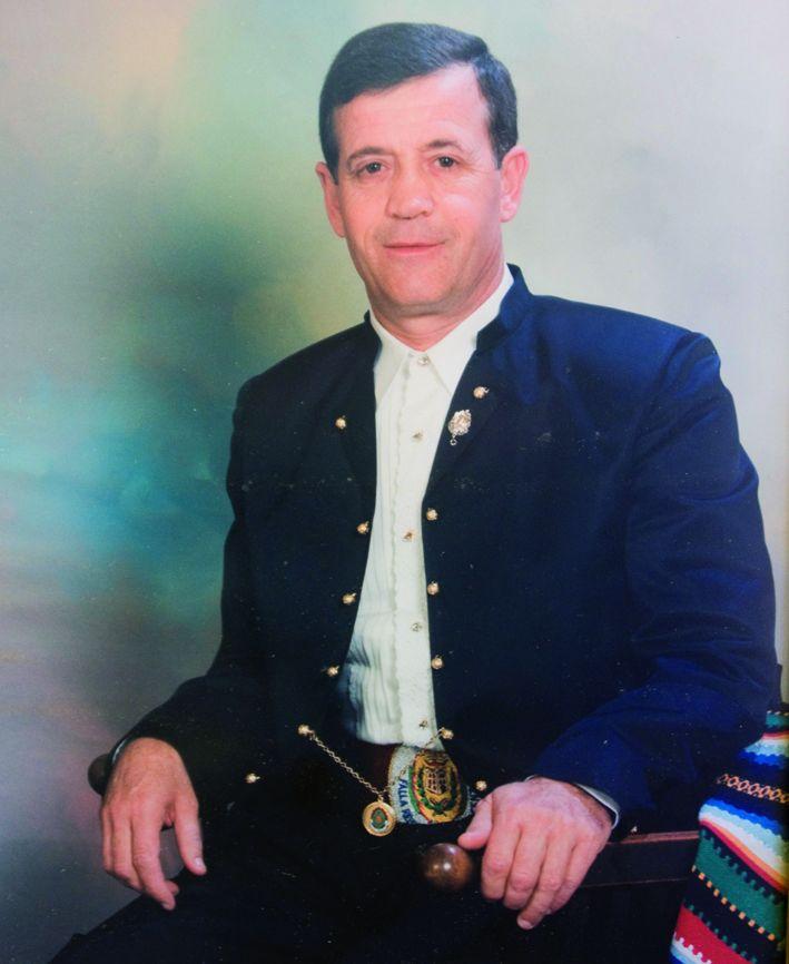 President Any 1989-1994-1995: Blas Romero Macarro