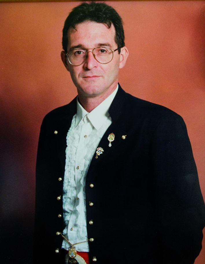 President Any 1998: José Penadés Salvador