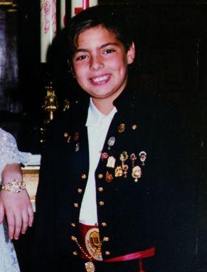 President Infantil Any 1999: David Reverte Andrés