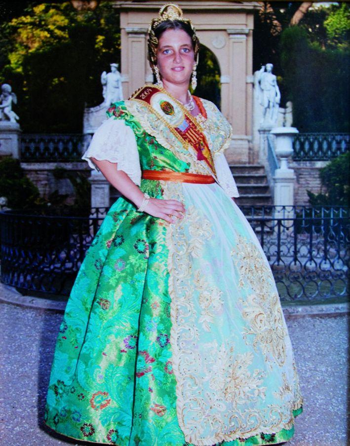 Fallera Major Infantil Any 2004: Carla Gallel Villanueva