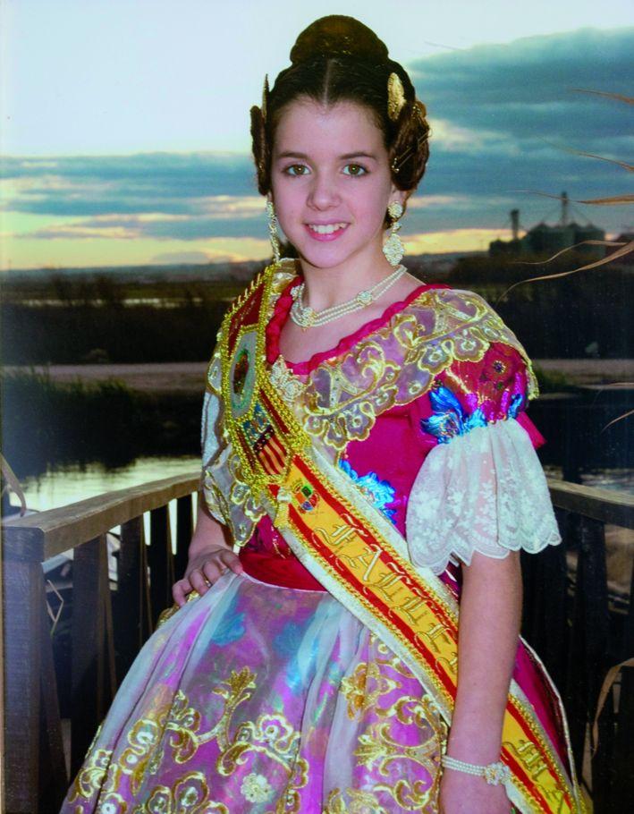 Fallera Major Infantil Any 2005: Alba Rodríguez Lara