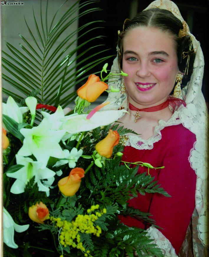 Fallera Major Infantil Any 2006: Esther Ruiz Navarro