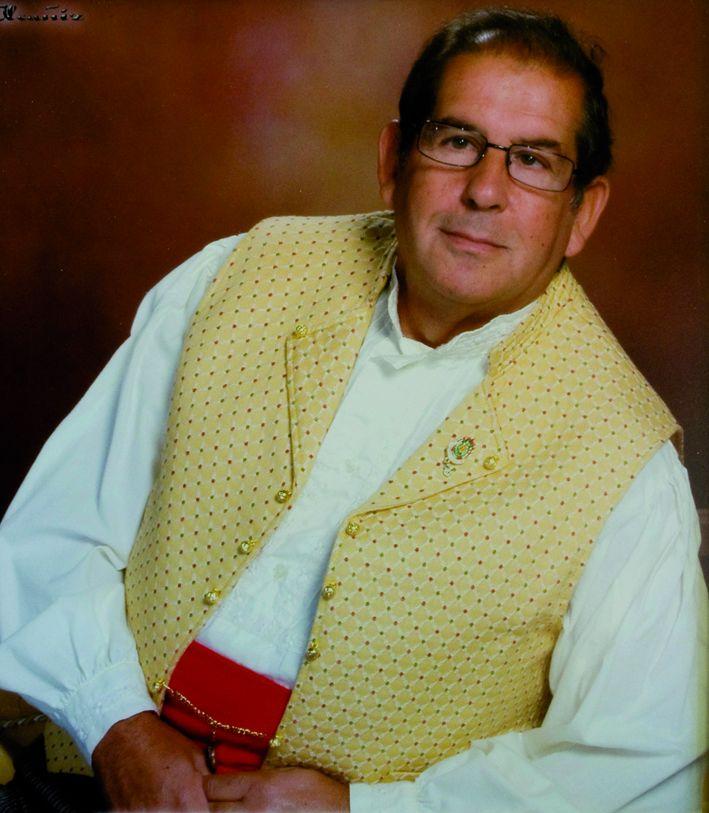 President Any 2007: Pedro Carrasco Moya