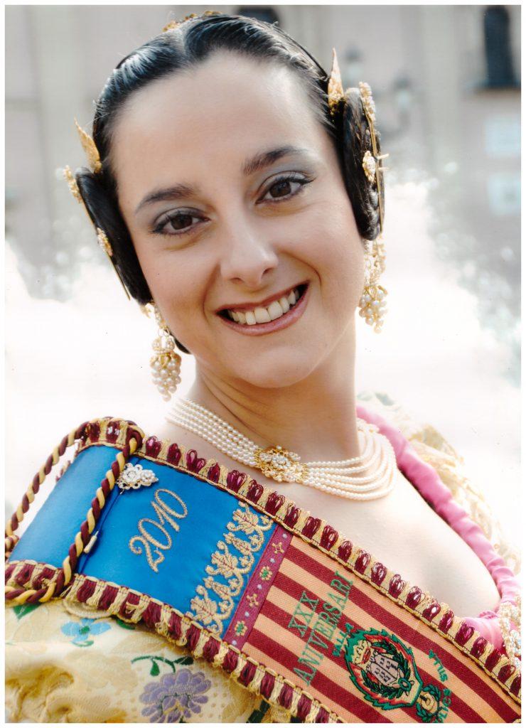 Fallera Major Any 2010: Sonia Iranzo Serrador