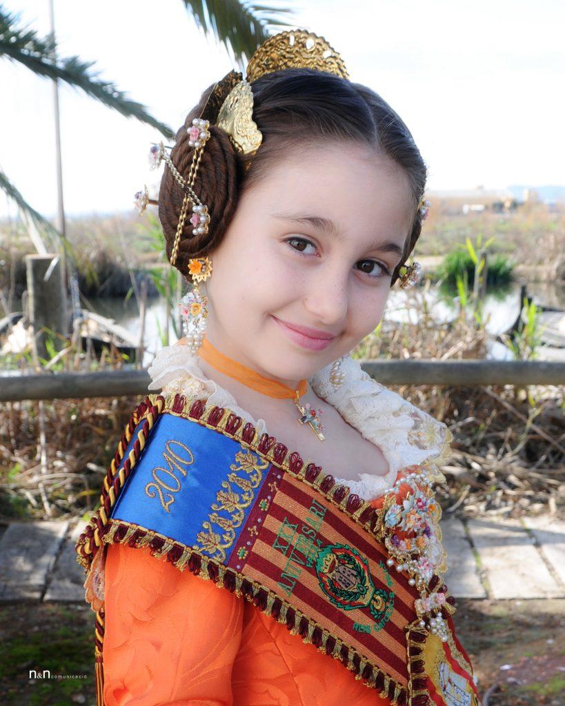 Fallera Major Infantil Any 2010: Alba Navarro Navarro