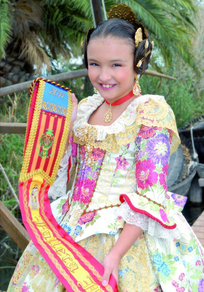Fallera Major Infantil Any 2011: Virginia Herrero Costa