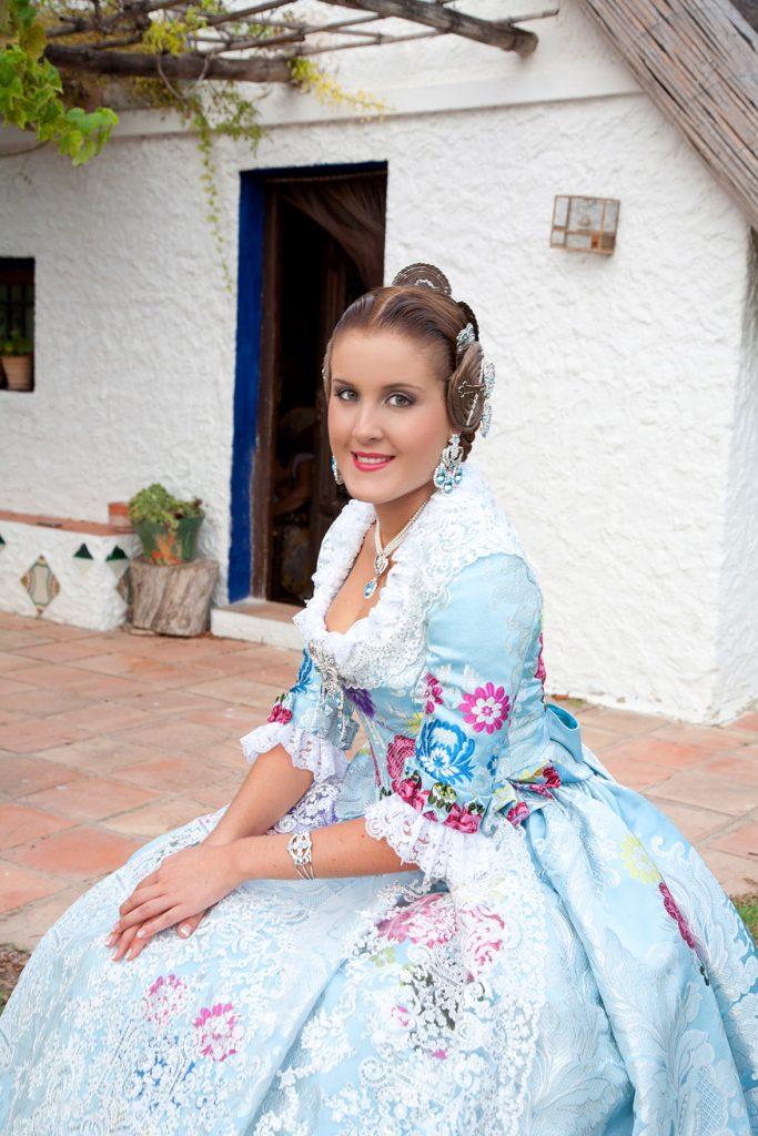 Fallera Major Any 2012: Arantxa Cabañas Martínez